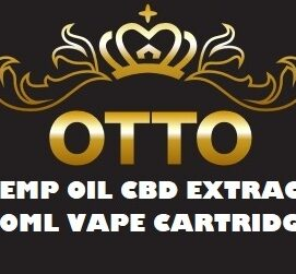OTTO CBD Vape Cartridge